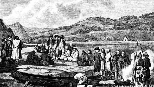 La Pérousova výprava na Dálném Východě
