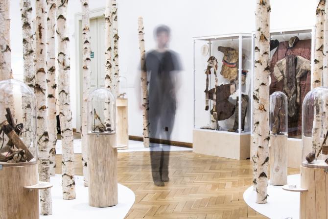 Výstava Doma na Sibiři vNáprstkově muzeu