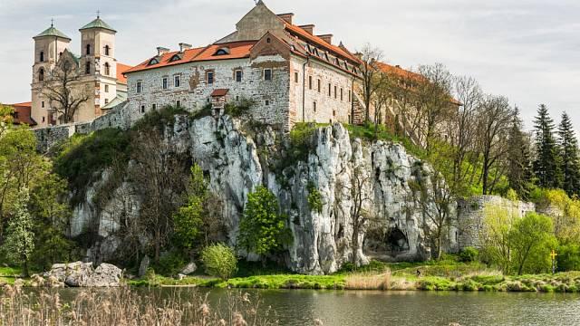 benediktinský klášter Týnec (Tyniec)