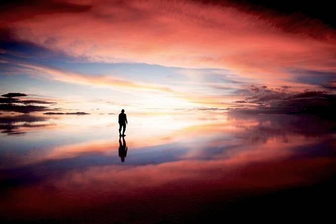 V Jižní Americe je mnoho krásných a malebných míst, jedním z nejzajímavějších je však solná pláň Salar de Uyuni