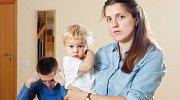 Manželova touha po dceři hraničí s posedlostí.