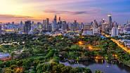 Hlavní město Thajska je pro Evropana až neuvěřitelně obrovské, barevné, rozmanité a živé