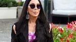 Cher se ucházela o roli matky Addamsovy rodiny Morticie.