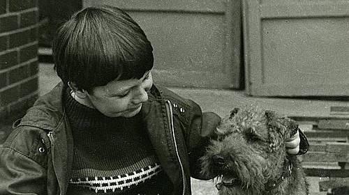 Pes Alton byl věrným kamarádem Tomáše Holého už několik let