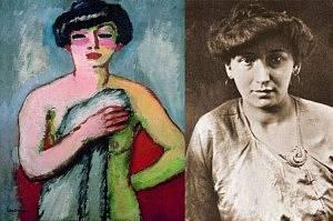 Fernande Olivier měla s Pablem Picassem sedmiletý vztah plný vášně. Picasso ji přezdíval La Belle Fernande.