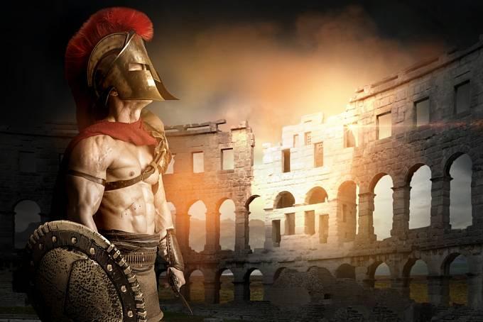 Nejsilnějším gladiátorům se dostávalo uznání jako dnešním sportovcům.