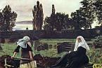 Jedinou alternativou manželského života byl pro ženu klášter.