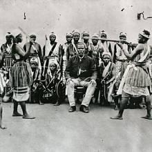 Dahomejské Amazonky
