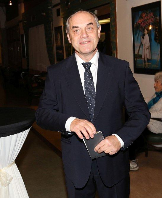 Miroslav Táborský hrál Halího