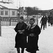 """Norské ženy Hitler považoval za """"čistou rasu"""" a potenciální matky árijských dětí."""