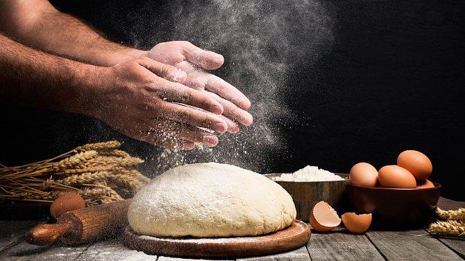 Zkuste si doma upéct chléb