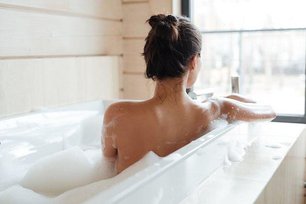 O uvolňující koupeli si mohly ženy nechat zdát.