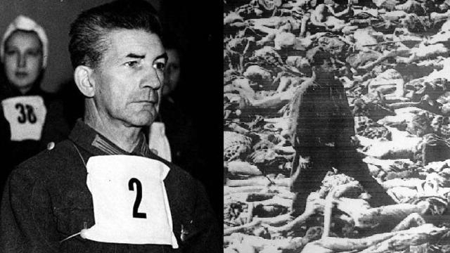 Fritz Klein byl během druhé světové války německý nacistický lékař odsouzený k smrti za válečné zločiny spáchané v koncentračním táboře Bergen-Belsen během holocaustu.