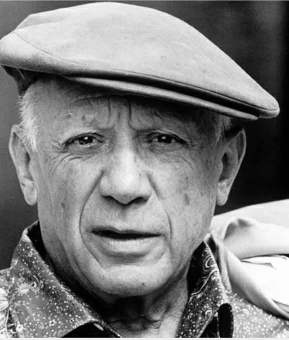 Pablo Picasso, rok 1962.
