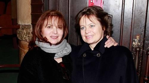 Libuše Šafránková a Miroslava Šafránková