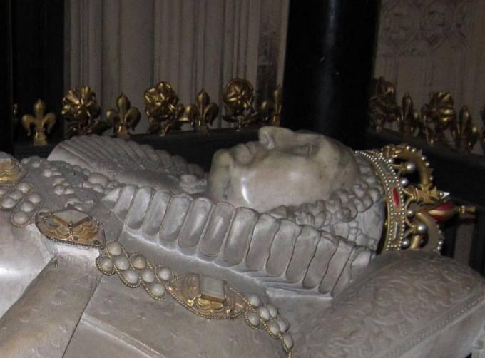 Hrobka ve Westminsterském opatství
