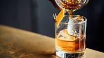 Často člověk zkončí u alkoholu