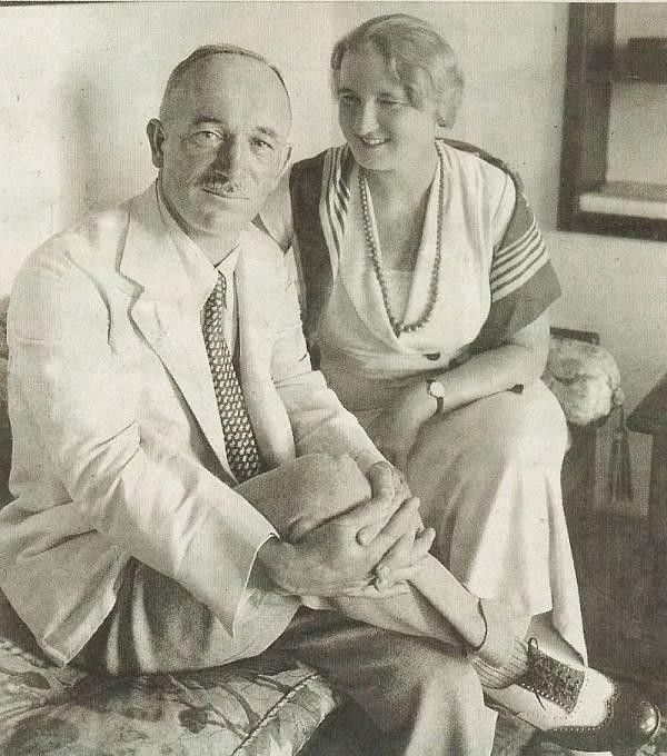Hana Benešová vystupovala jako pravá dáma.