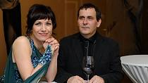 Petr Kracík a Tereza Kostková