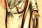 Toga praetexta, nosili ji vysocí hodnostáři a také neplnoletí chlapci.