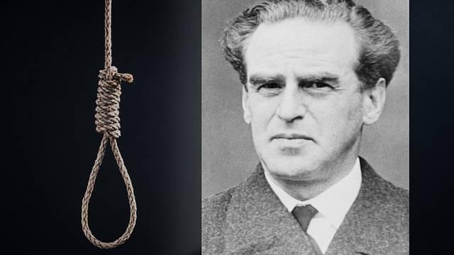 Rudolf Slánský byl popraven na základě vykonstruovaného obvinění.
