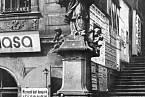 Němci na počátku okupace chtěli zřídit výdejny jídla pro chudé Čechy, aby světu ukázali, že Čechům pomáhají, z celé akce ale sešlo.