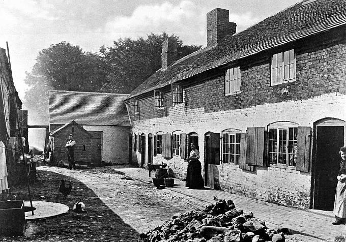 Vypuknutí cholery v Ashbourne.