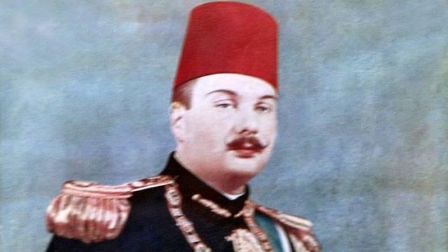 Egyptský král Farúk