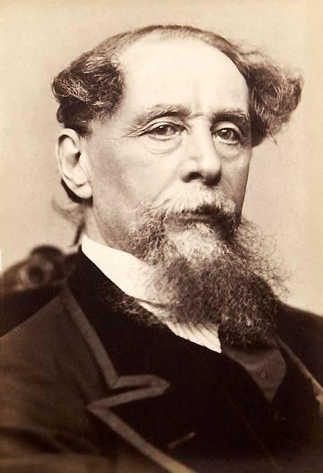Spisovatel Charles Dickens byl velkým kritikem vykořisťování dětí.