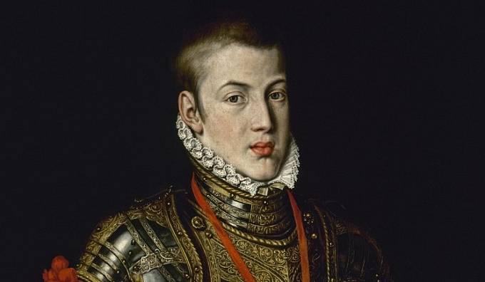 Karel Španělský trpěl závažnou duševní nemocí.