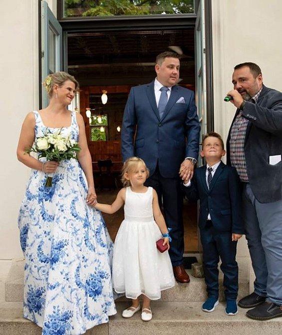 Na svou svatbu Jan Punčochář vzpomíná jako na nejkrásnější den, který zažil