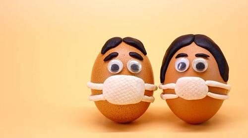 Tvoření z vajíček