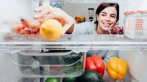 Pořádek v lednici