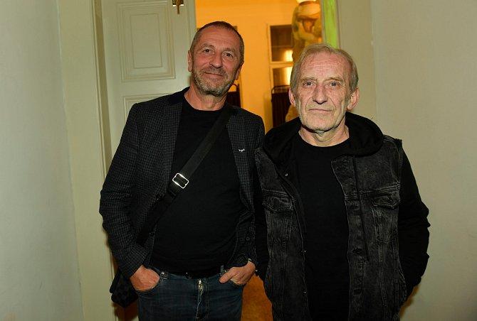 František Černý a Karel Holas