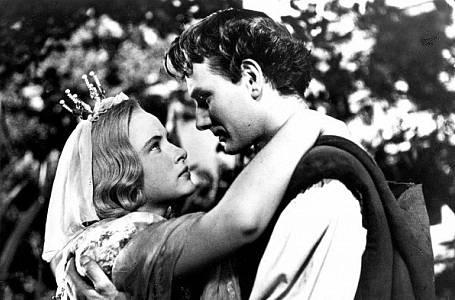 Milá pohádka, kdy se pyšná princezna změní v laskavou ženu a navíc získá za manžela dokonalého muže