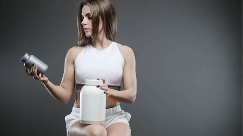 Ženy a steroidy.