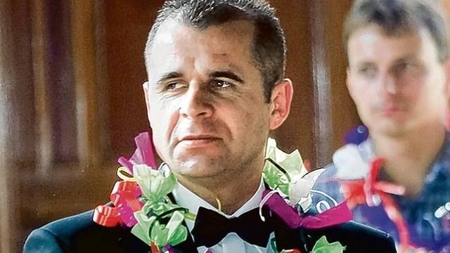 František Mrázek v roce 2002
