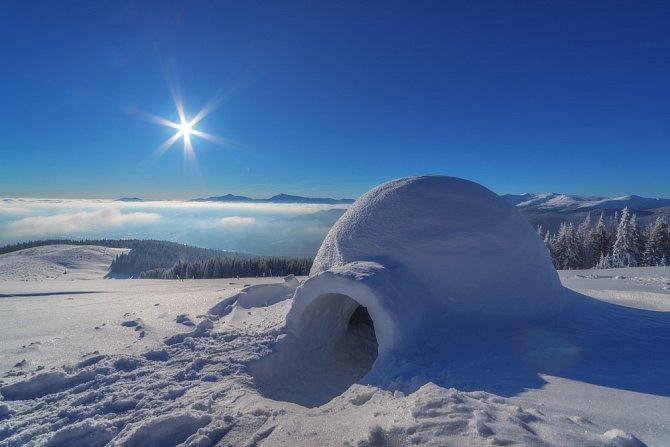 Život za polárním kruhem má své kouzlo.
