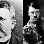 Alois Hitler se synem Adolfem