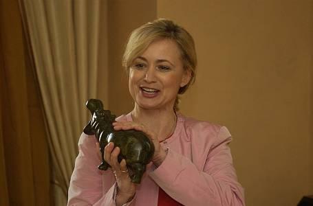 Jana Nagyová se stala ženou v domácnosti