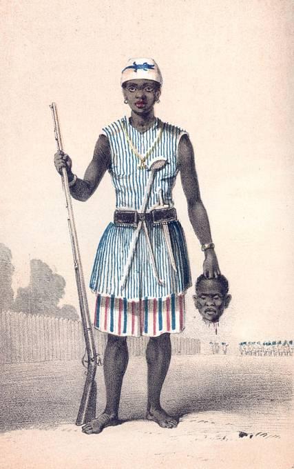 Dahomejská Amazonka