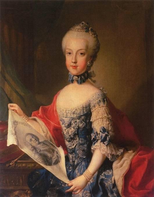 Marie Karolína se pokusila zcivilizovat Neapol.