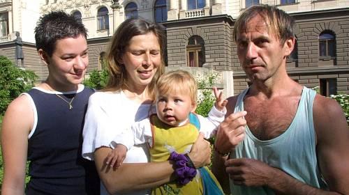 V roce 2001 se rodině Fuksových narodila dcera, kterou pojmenovali Půlnoční bouře