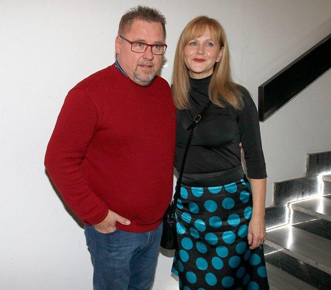 Václav Kopta tvoří se Simonou Vrbickou pár už téměř čtyři desítky let.