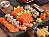 Tradiční japonská kuchyně není příliš kalorická, a přitom zasytí.