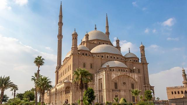 Velká mešita Muhammada Ali Paša
