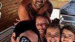 Radek Kašpárek s partnerkou vychovává dohromady tři dcery