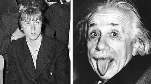 Evelyn Einstein neměla jednoduchý život