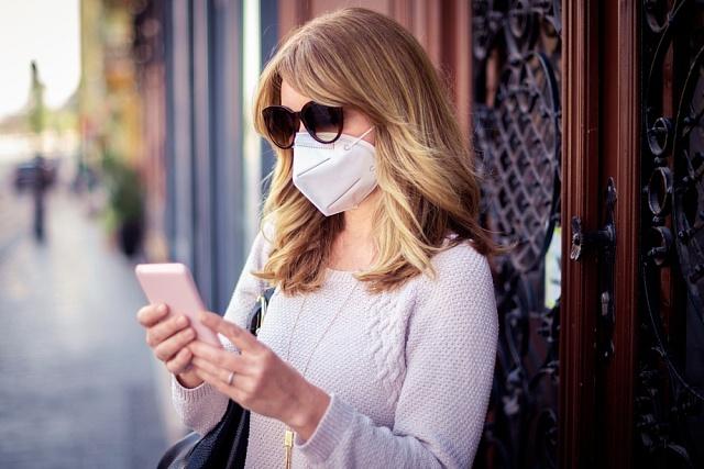 Vkvalitním respirátoru by se vám mělo dýchat bez potíží.