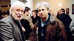 Vladimír Tesařík s Karlem Černochem